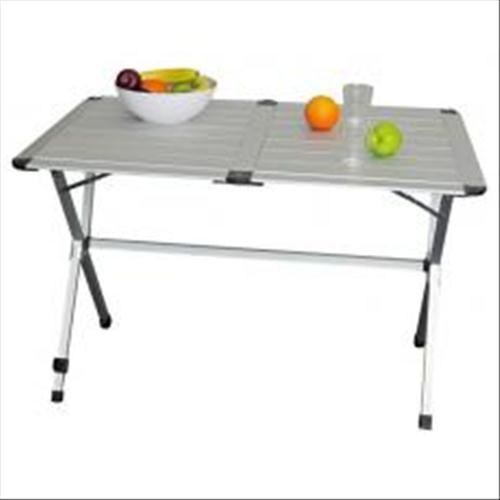 Tavolo Campeggio Alluminio Pieghevole.Prodotto 1200 Tavolo Alluminio Pieghevole Gap Less 4p 110